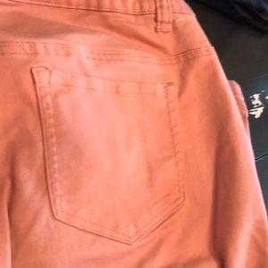 Plus size Catherine's Sateen Stretch Jeans 34W